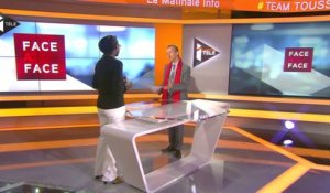 "Rama Yade : ""comment est-il possible qu'on prenne une boutade"""