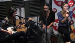Plastiscines - Lana Del Rey Cover - Session Acoustique OÜI FM