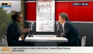 Bourdin Direct: Rama Yade - 10/06