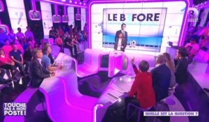 """Touche pas à mon poste"" dézingue ""Le Before du Grand Journal"""