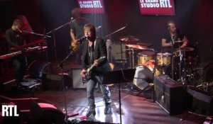 Jean-Louis Aubert - Isolement en live dans le Grand Studio RTL