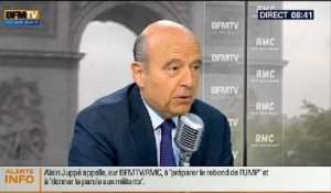 Bourdin Direct : Alain Juppé - 25/06