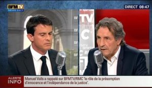 Bourdin Direct : Manuel Valls – 02/07