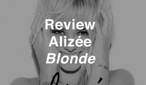 Alizée - Blonde | Review | Musique Info Service