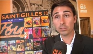 La Feria de Saint-Gilles 2014 : Interview de Julien Mileto