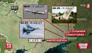 Crash du MH17 : qui a abattu l'avion ?