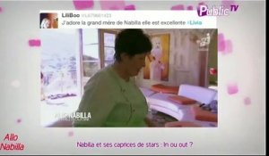 Public zap : Nabilla The Star... non mais allo ! : In ou out ?