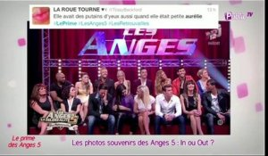Public Zap : les photos souvenirs des Anges 5 : In ou Out ?