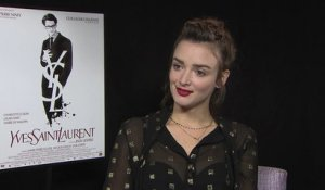Yves Saint Laurent - Interview Charlotte Le Bon