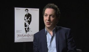 Yves Saint Laurent - Interview Guillaume Gallienne