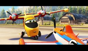 Bande-annonce : Planes 2  -  VO (3)