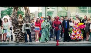 The Amazing Spider-Man : Le Destin d'un Héros - Making Of (2) VO