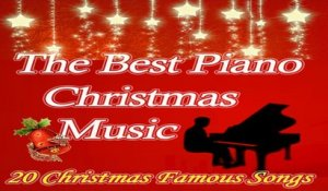 Various Artists - The Best Piano Christmas Music -20 Christmas Famous Songs