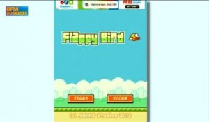 Swing Copter, le successeur de Flappy Bird