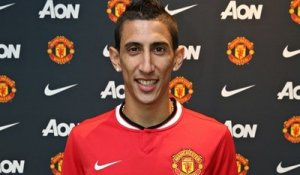 Officiel : Angel Di Maria rejoint Manchester United !
