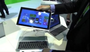 IFA 2014 : Prise en main du Acer Aspire Switch 11