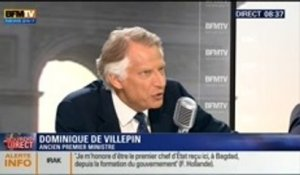 Bourdin Direct: Dominique de Villepin - 12/09