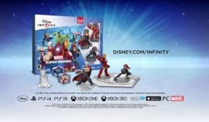Disney Infinity 2.0 : Marvel Super Heroes - Présentation de Spider-Man