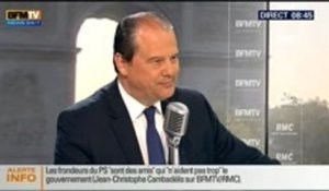 Bourdin Direct: Jean-Christophe Cambadélis - 16/09