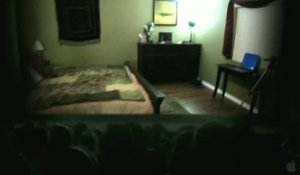 Paranormal activity - Trailer (VO)
