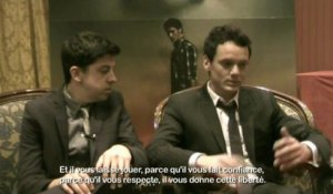 Fright Night- interview de Anton Yelchin et Christopher Mintz-Plasse
