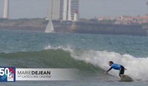 COUPE DE FRANCE DE SURF - SABLES D'OLONNE - SEPTEMBRE 2014