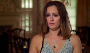 Le Juge - Interview Leighton Meester VO