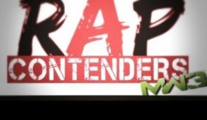 Rap Contenders sur Call Of Duty MW3 !