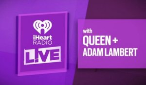 Queen + Adam Lambert - Love Kills at iHeart Radio Theater (Official Video)