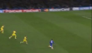 Chelsea - Maribor but incroyable d'Eden Hazard