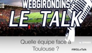 La composition d'équipe probable de Bordeaux face à Toulouse en CdL