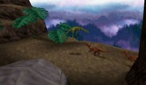 The Lost World : Jurassic Park - Gameplay - psx