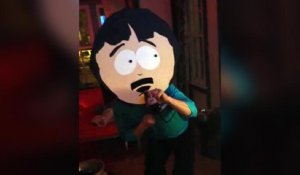Randy Marsh Costume