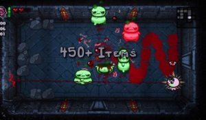 The Binding of Isaac : Rebirth - Release Gameplay Trailer