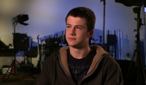 Prisoners - Interview Dylan Minnette VO