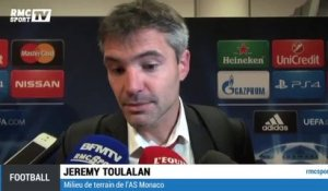 "Football / Ligue des Champions / Toulalan : ""Rageant"" - 04/11"