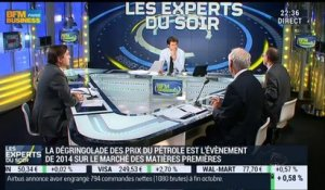 Guillaume Paul : Les Experts du soir (3/4) - 05/11