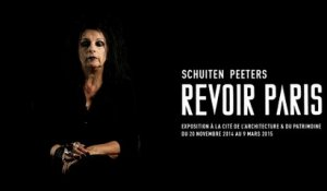 Exposition Revoir Paris, Odile Decq - Interview