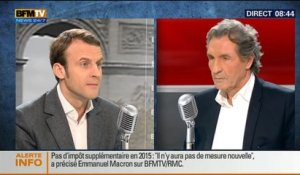 Bourdin Direct: Emmanuel Macron - 07/11