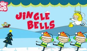 Jingle Bells Jingle Bells | Christmas Song With The Dubby Dubs | Popular Christmas Carols For Kids