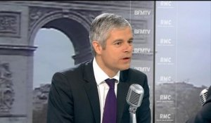 Bourdin Direct : Laurent Wauquiez - 26/11