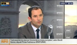 Bourdin Direct: Benoît Hamon - 28/11