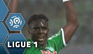 But Moustapha SALL (18ème) / AS Saint-Etienne - Olympique Lyonnais (3-0) - (ASSE - OL) / 2014-15