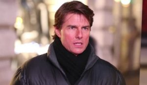 Tom Cruise mène une Mission Impossible à Piccadilly Circus à Londres