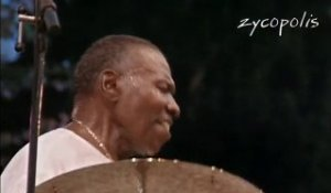 Elvin Jones - Nice Jazz Festival 2000 - Zycopolis TV