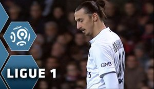 EA Guingamp - Paris Saint-Germain (1-0)  - Résumé - (EAG-PSG) / 2014-15