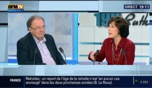 Olivier Roy: L'invité de Ruth Elkrief - 16/12