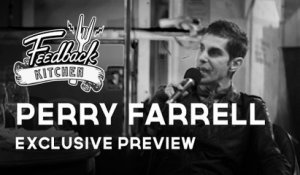 Feedback Kitchen - Mario Batali with Perry Farrell (PREVIEW)