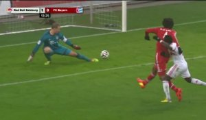 FOOT - Amical: Le Bayern s'incline lourdement