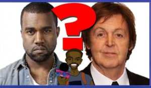 Kanye West vs Paul McCartney - Who's More Famous?